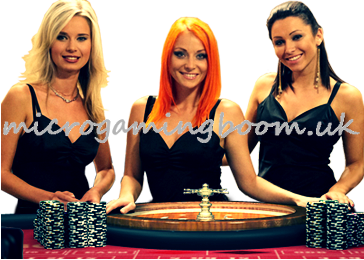 Microgaming Casinos with Real Dealer