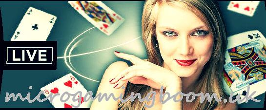 Microgaming Casinos Live Dealer